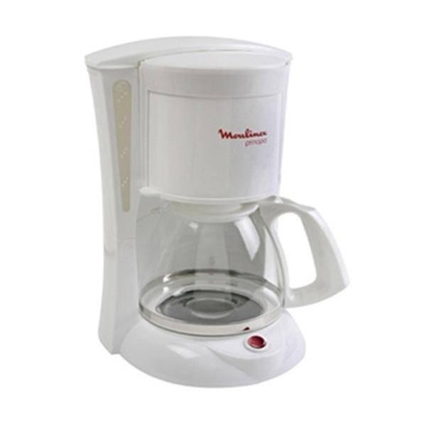 cafetiere filtre moulinex
