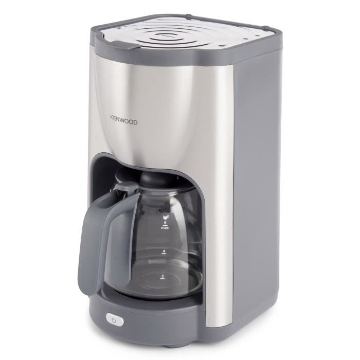 cafetiere grise