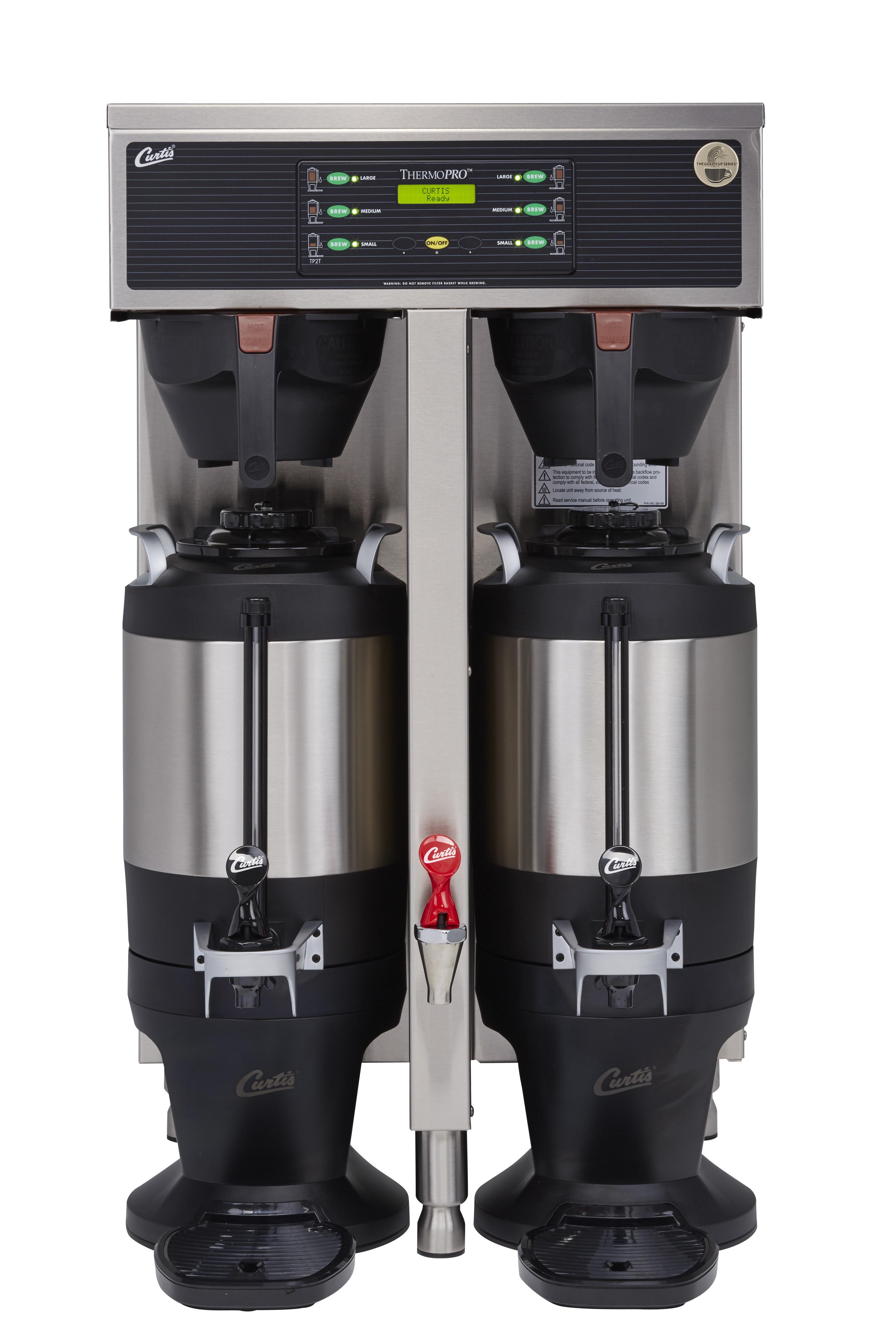 cafetiere gros volume
