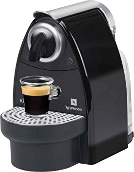 cafetiere nespresso essenza krups – xn 2120 – piano noir