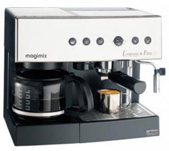 cafetiere nespresso filtre
