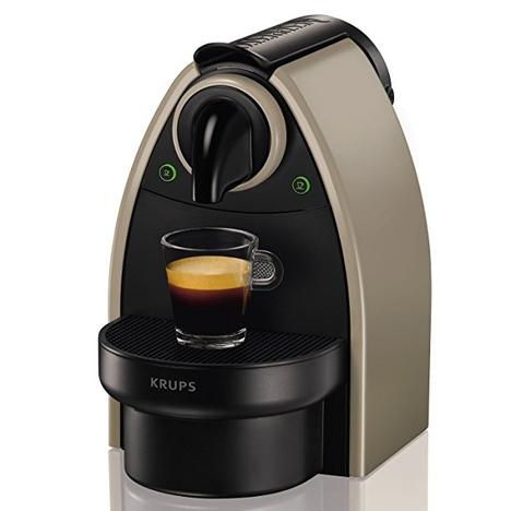 cafetiere nespresso krups essenza
