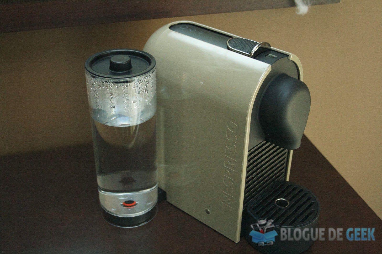 cafetiere nespresso ne perce plus les capsules