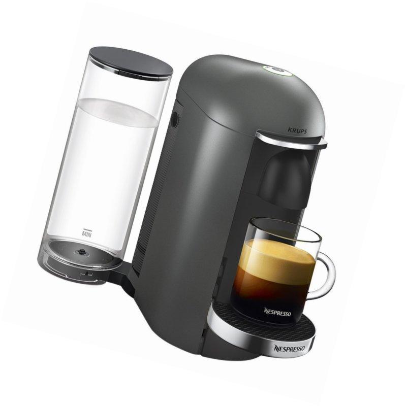 cafetiere nespresso vertuo darty