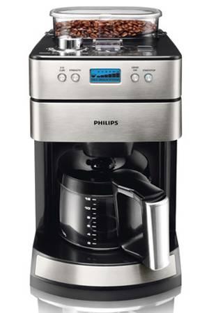cafetiere philips hd7740 00 avec moulin