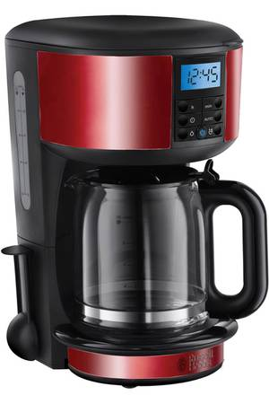 cafetiere rouge darty