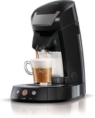 cafetiere senseo cappuccino