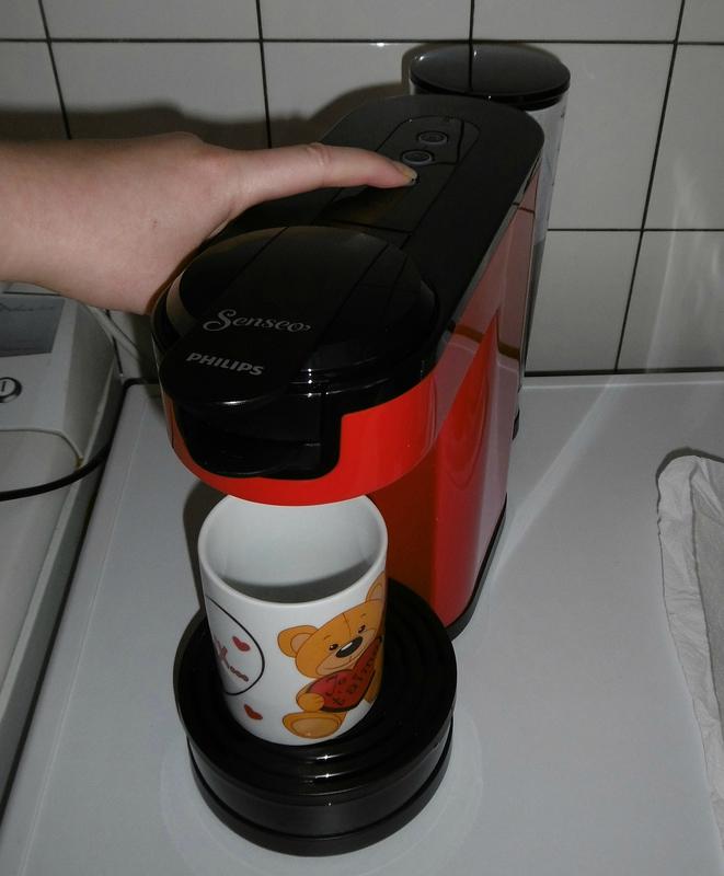 cafetiere senseo eau ne coule plus
