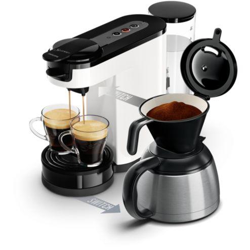 cafetiere senseo et filtre