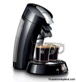 cafetiere senseo hd7830