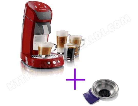 cafetiere senseo latte pas cher