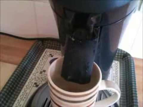 cafetiere senseo qui se bloque