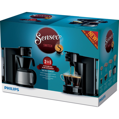 cafetiere senseo switch pas cher