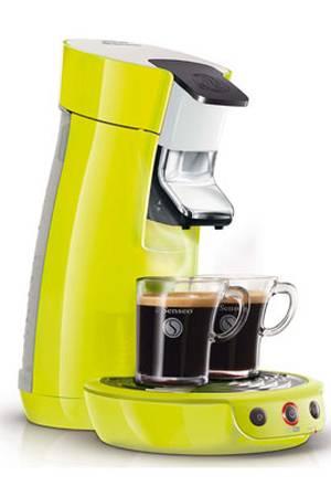 cafetiere senseo vert anis