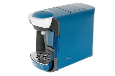 cafetiere tassimo bleu