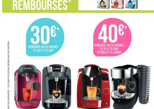 cafetiere tassimo offre