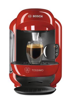 cafetiere tassimo rouge bosch