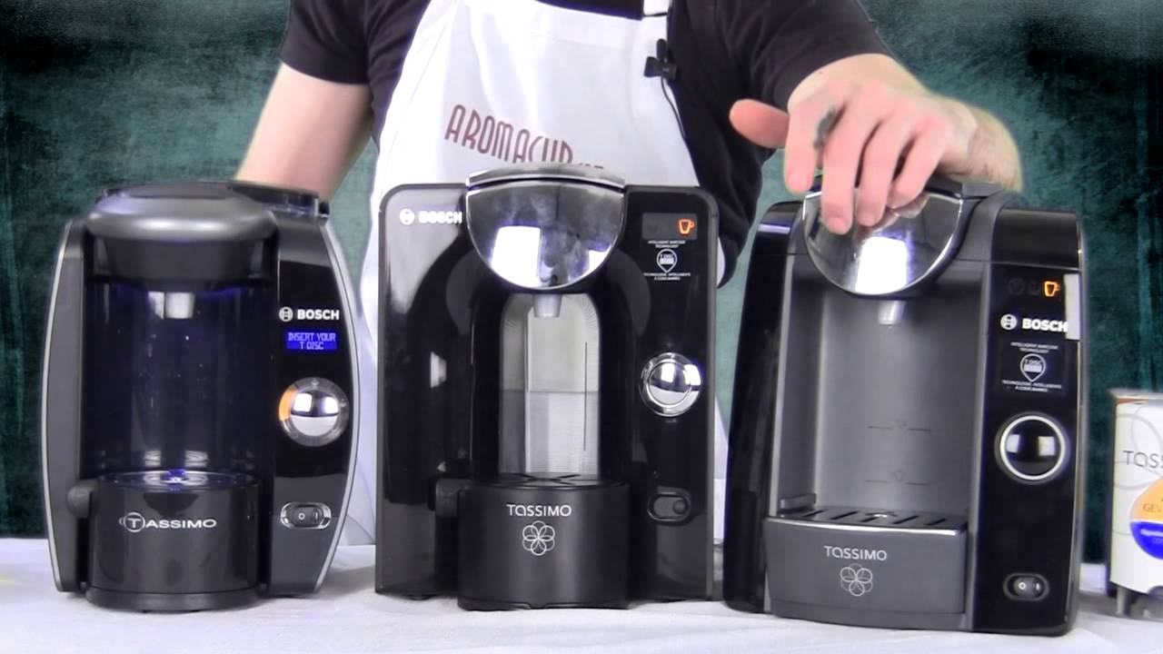 cafetiere tassimo t65