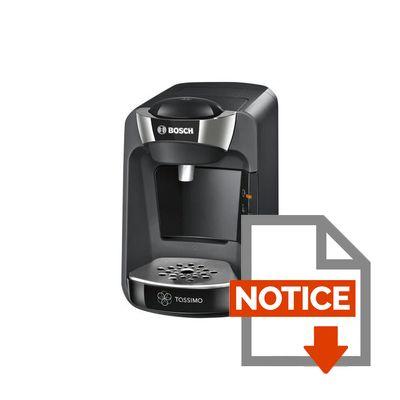 cafetiere tassimo tas3202